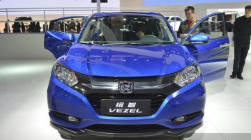 Honda Vezel (Honda HR-V) Sport with 1.5L turbo engine arriving in December - Report