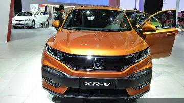 Honda XR-V compact SUV - Auto Shanghai Live