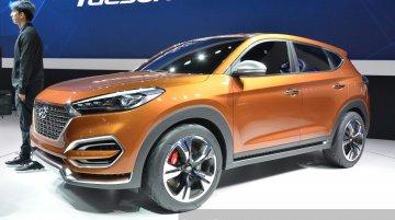 China-spec Hyundai Tucson, Tucson PHEV - Auto Shanghai Live