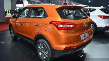 India-bound Hyundai ix25 - Auto Shanghai Live