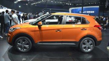 Hyundai planning more smaller SUVs in China - Report