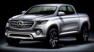 Mercedes-Benz pick-up to be manufactured by Nissan - Report
