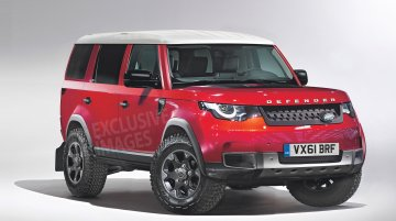 Land Rover planning for a family of Defenders - Report