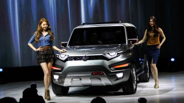 Ssangyong mulling over a Jeep Wrangler rival - Report