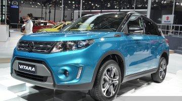 Suzuki Vitara - Auto Shanghai Live