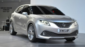 Suzuki iK-2 Concept (Maruti YRA precursor) - Auto Shanghai Live