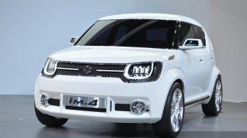 Suzuki iM-4 Concept - Auto Shanghai Live