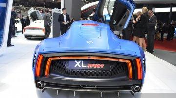 VW XL Sport showcased at Auto Shanghai - IAB Report