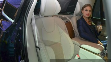 Range-topping Volvo XC90 Excellence - Auto Shanghai Live