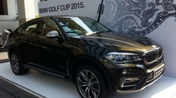 India-bound BMW X6 previewed ahead of its market launch - Indonesia
