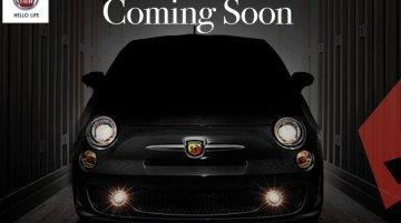 Fiat India teases Abarth 595 Competizione - IAB Report