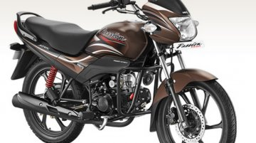 2015 Hero Passion Pro (facelift) launched at INR 47,650 - IAB Report