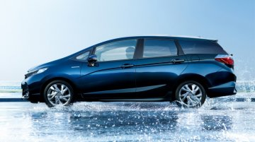 New Honda Shuttle (City/Jazz station wagon) launched in Japan at INR 8.97 lakhs - IAB Report