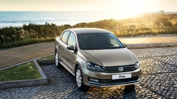 2015 VW Polo Sedan (facelift) unveiled in Russia - IAB Report