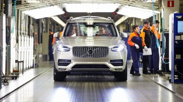 Volvo adds 3rd shift as pre-orders for India-bound XC90 exceed 30,000 units - IAB Report