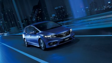 Honda Jade RS launched in Japan with VTEC turbo engine - IAB Report
