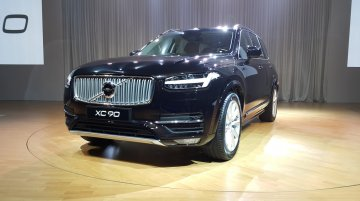 2015 Volvo XC90 bags 266 bookings in India - IAB Report