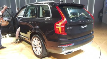 Volvo India will introduce XC90 Excellence, T8 Hybrid and R-Design in 2016 - IAB Report
