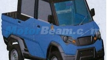 Leaked patent images show Eicher-Polaris Flexituff's variants - Report