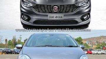 Fiat Linea vs Fiat Aegea - Old vs New