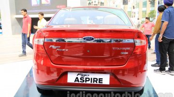 Ford rules out AMT for Ford Figo Aspire - IAB Report