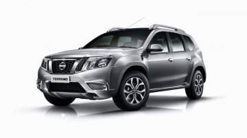 Nissan Terrano Groove Limited Edition launched at INR 11.45 lakhs - IAB Report