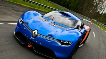 New Renault Alpine concept to be revealed on June 13, will preview 'DNA of Alpine' - IAB Report