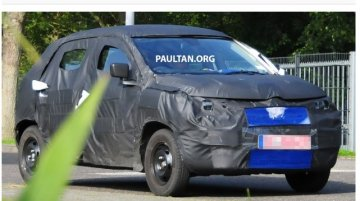 Renault Kayou (Renault XBA) starts testing in Europe - Spied