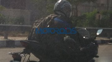 Yamaha YZF-R3 spotted testing in India for the first time - Spied