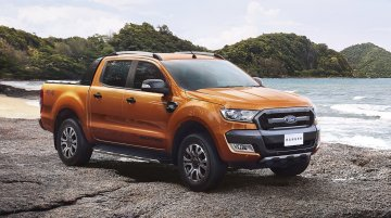 2015 Ford Ranger Wildtrak revealed in Thailand - IAB Report