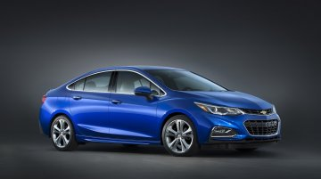 All-new India-bound 2016 Chevrolet Cruze revealed - IAB Report [Video]