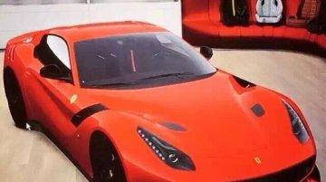 Hardcore Ferrari F12berlinetta (F12 GTO) in the works, leaks in configurator - Report