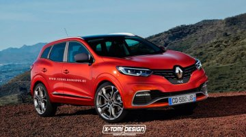 Renault planning hotter Kadjar RS SUV - Report