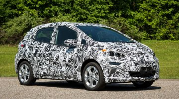 GM releases first images of the production Chevrolet Bolt - IAB Report