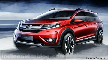 Media speculation rages over the Honda BR-V's platform - IAB Report