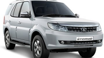 Tata Safari Storme facelift launched at INR 9.99 lakhs - IAB Report