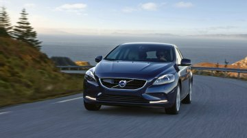 2016 Volvo V40 (facelift) announced for Geneva Motor Show - IAB Report