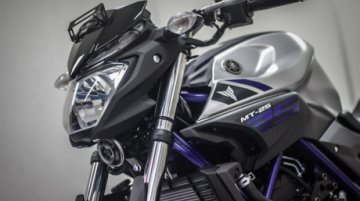 Yamaha MT-25 launched for INR 2.2 lakh - Indonesia