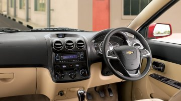 2015 Chevrolet Enjoy with updated interior launched at INR 6.24 lakhs - IAB Report