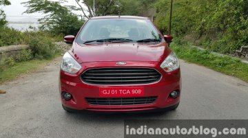 Mid-August launch for Ford Figo Aspire confirmed - IAB Report