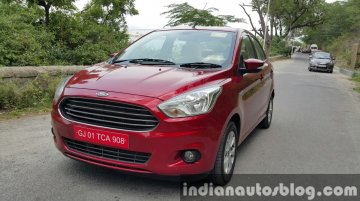 Ford India's MD on why the Figo Aspire doesn't get the EcoBoost engine - IAB Report