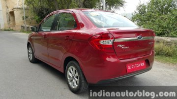 Ford Figo Aspire will launch on August 12 - IAB Report