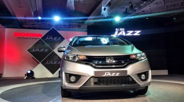 2015 Honda Jazz launched in India at INR 5.3 lakhs - IAB Report