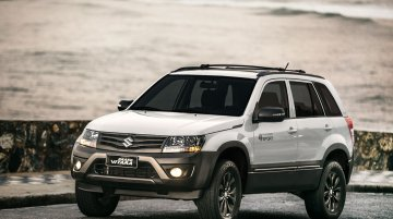 Suzuki Grand Vitara 4Sport launched - Brazil