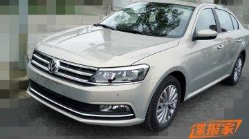 New Volkswagen Lavida (facelift) images surface - Report