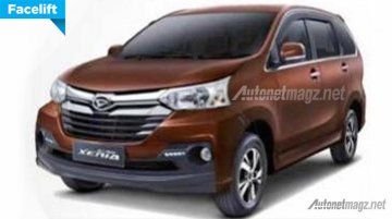 2015 Daihatsu Xenia official images leaked - Report