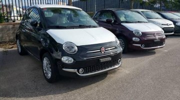 2016 Fiat 500 (facelift) snapped inside and out ahead of tomorrow's debut - Spied