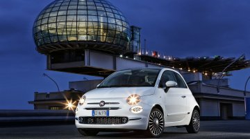 2016 Fiat 500 (facelift) unveiled, features and specifications inside - IAB Report