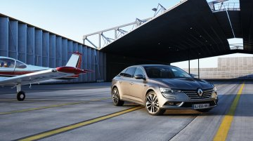 Renault Talisman revealed - IAB Report [Video]
