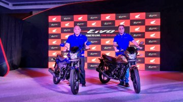Honda Livo launched at INR 52,989 - IAB Report [Images Updated]